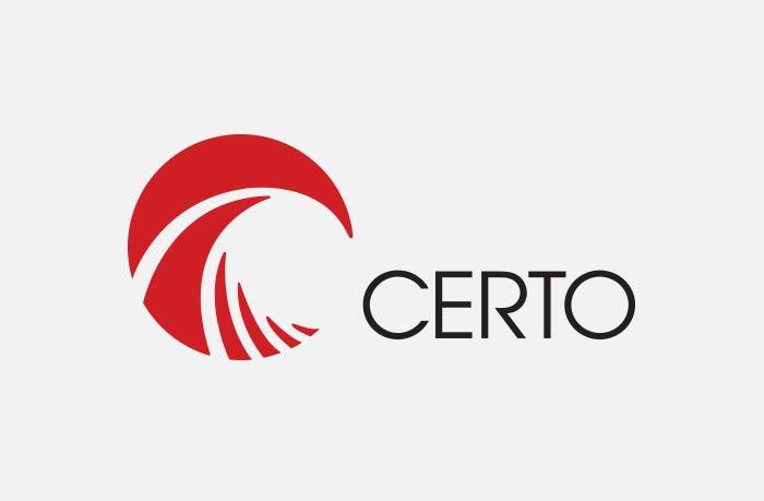 Certo logo design
