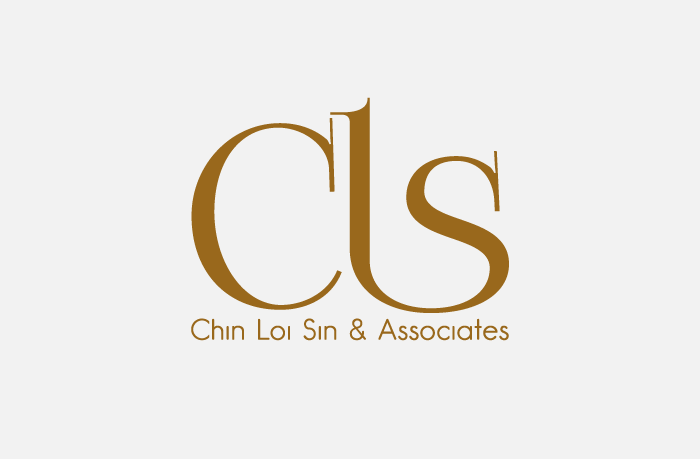 Chin Loi Sin & Associates logo design