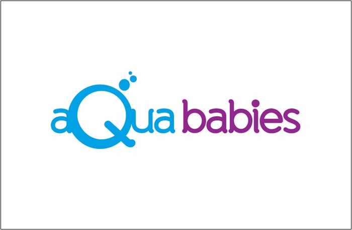 Water Babies to Aqua Babies – new logo design