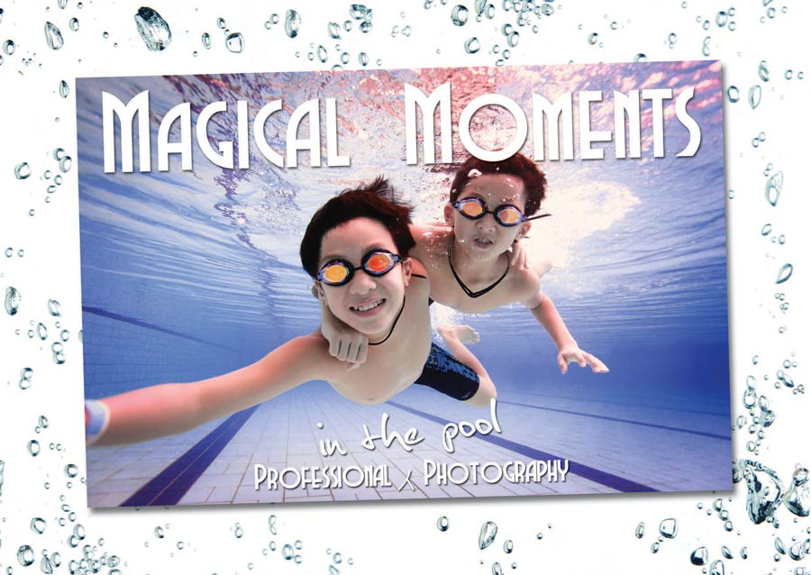 Brochure Design for Magical Moments