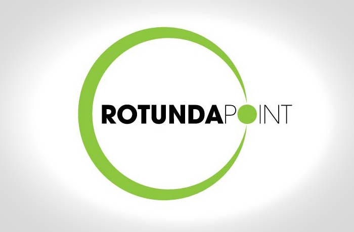 Rotunda Point Logo Design